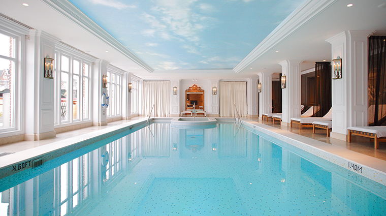 intercontinental amstel amsterdam swimming pool