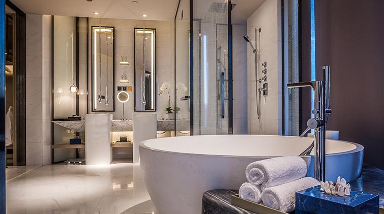 intercontinental beijing sanlitun bathroom