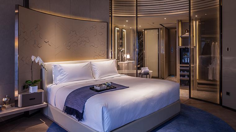 intercontinental beijing sanlitun deluxe king room