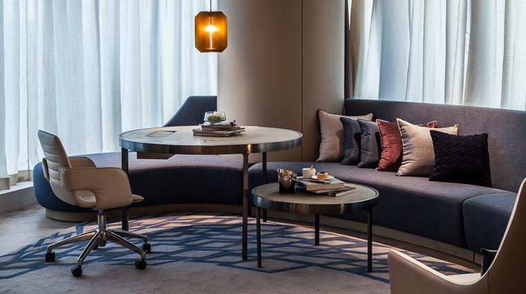 intercontinental beijing sanlitun living room