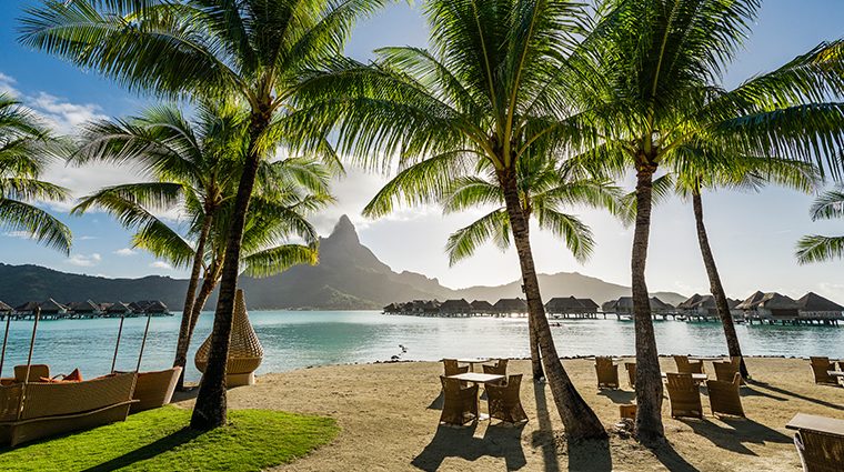 intercontinental bora bora resort thalasso spa Sands