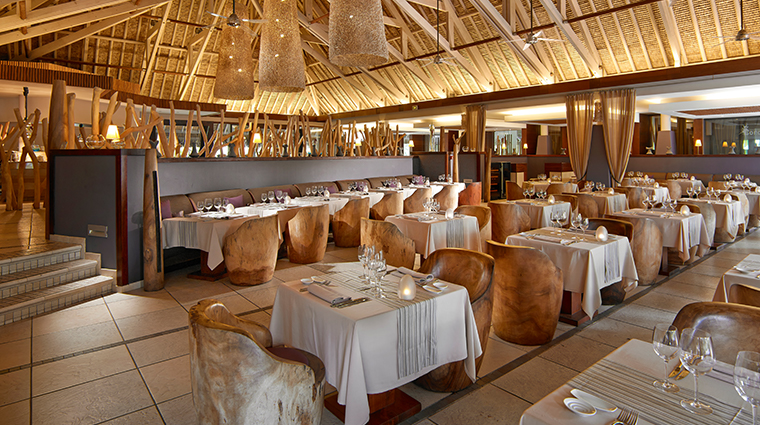intercontinental bora bora resort thalasso spa The Reef Restaurant