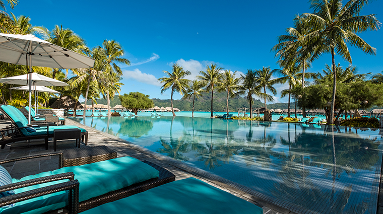 intercontinental bora bora resort thalasso spa pool