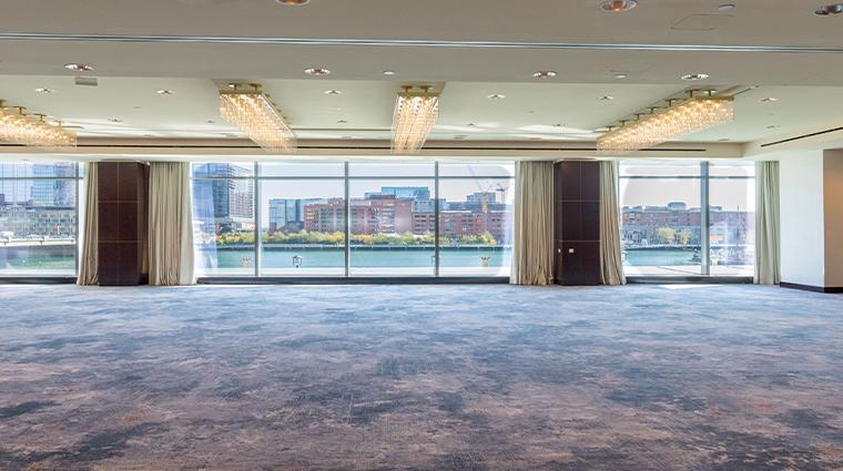 intercontinental boston abigail addams meeting space