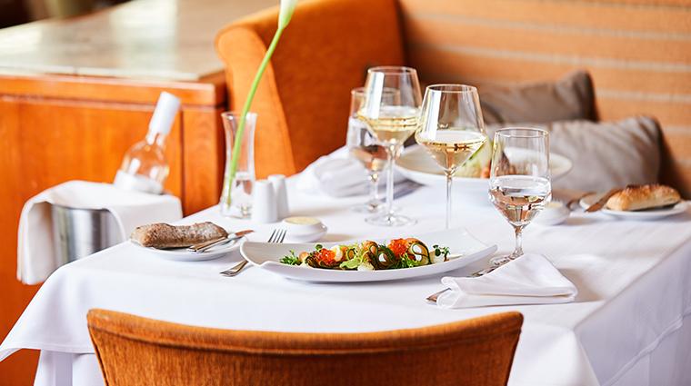 intercontinental budapest dining