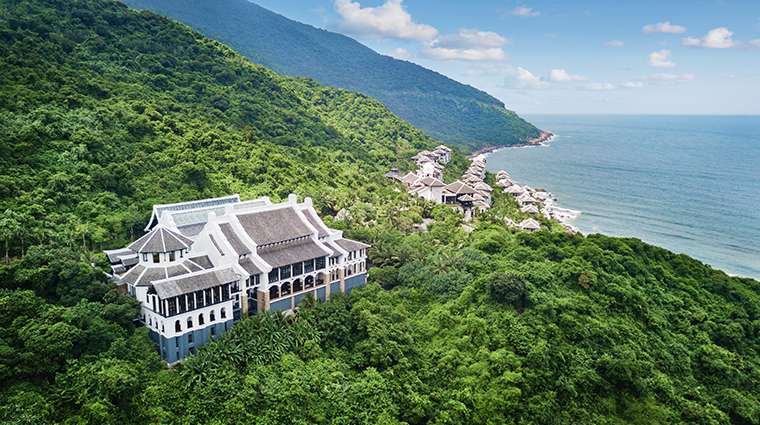 intercontinental danang sun peninsula resort the summit conference center