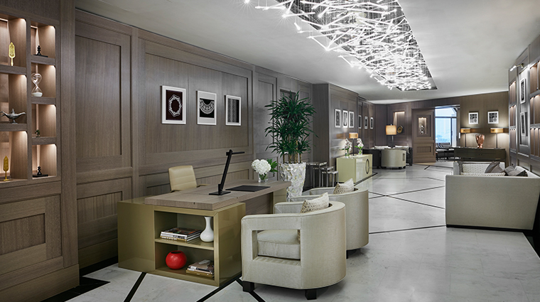 intercontinental doha lounge