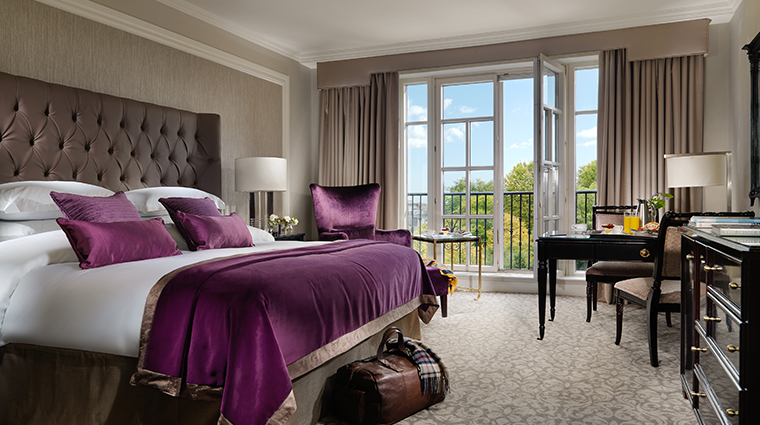 intercontinental dublin classic room