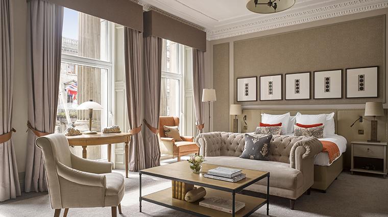 intercontinental edenburgh the george junior suite