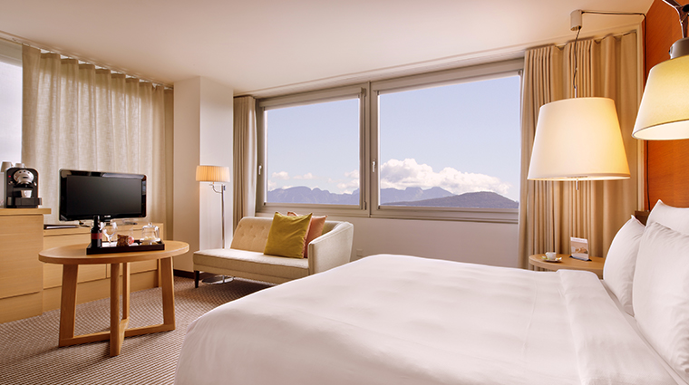 intercontinental geneva executive junior suite