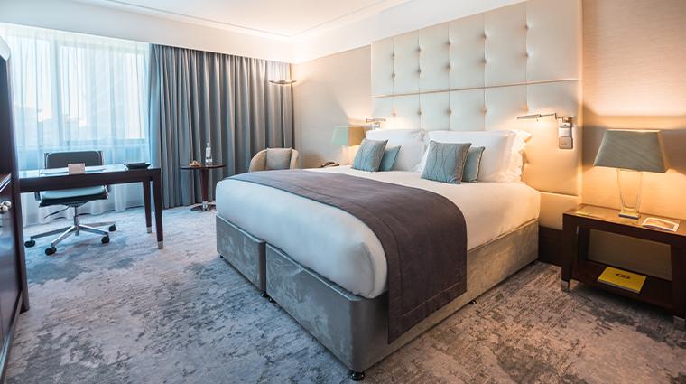 intercontinental lisbon deluxe bedroom