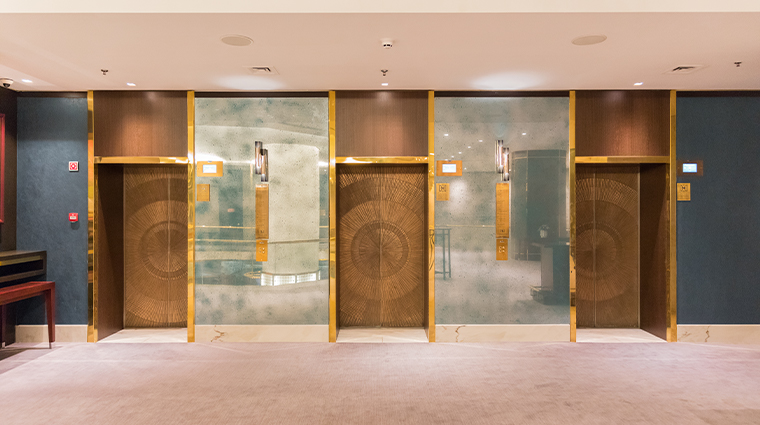 intercontinental lisbon lobby elevators