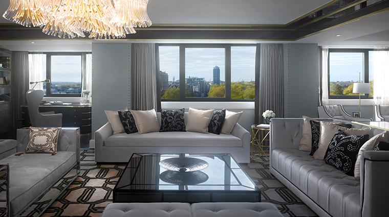 intercontinental london park lane royal suite