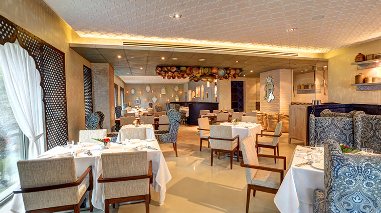 intercontinental marine drive mumbai dining2