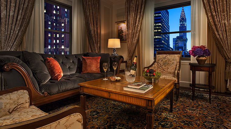 Go On A Suite NYC Escape