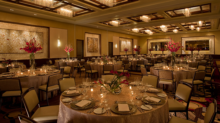 intercontinental new york times square banquet room