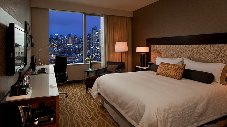 intercontinental new york times square guestroom