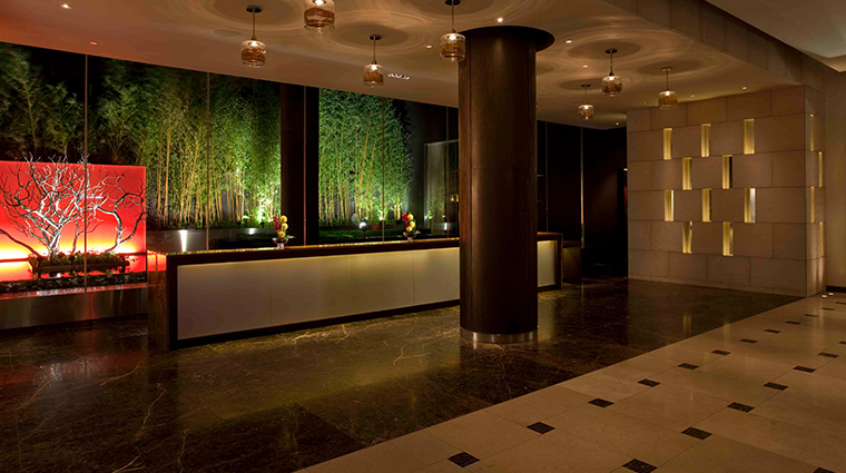 intercontinental new york times square reception