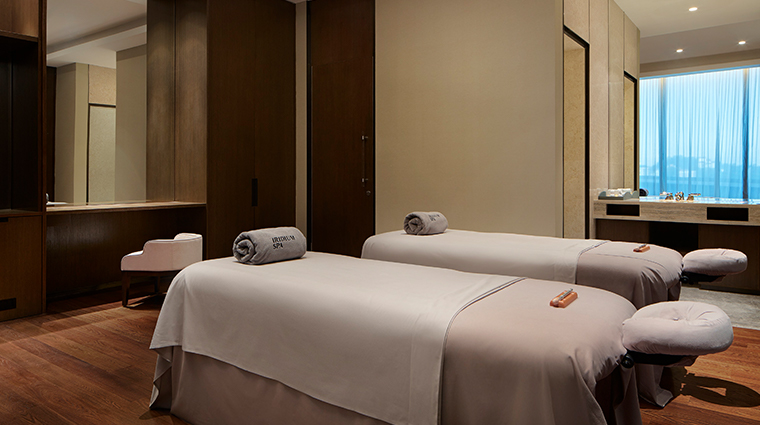 iridium spa at the st regis kuala lumpur treatment room