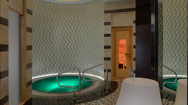 iridium spa at the st regis saadiyat island resort ladies jacuzzi