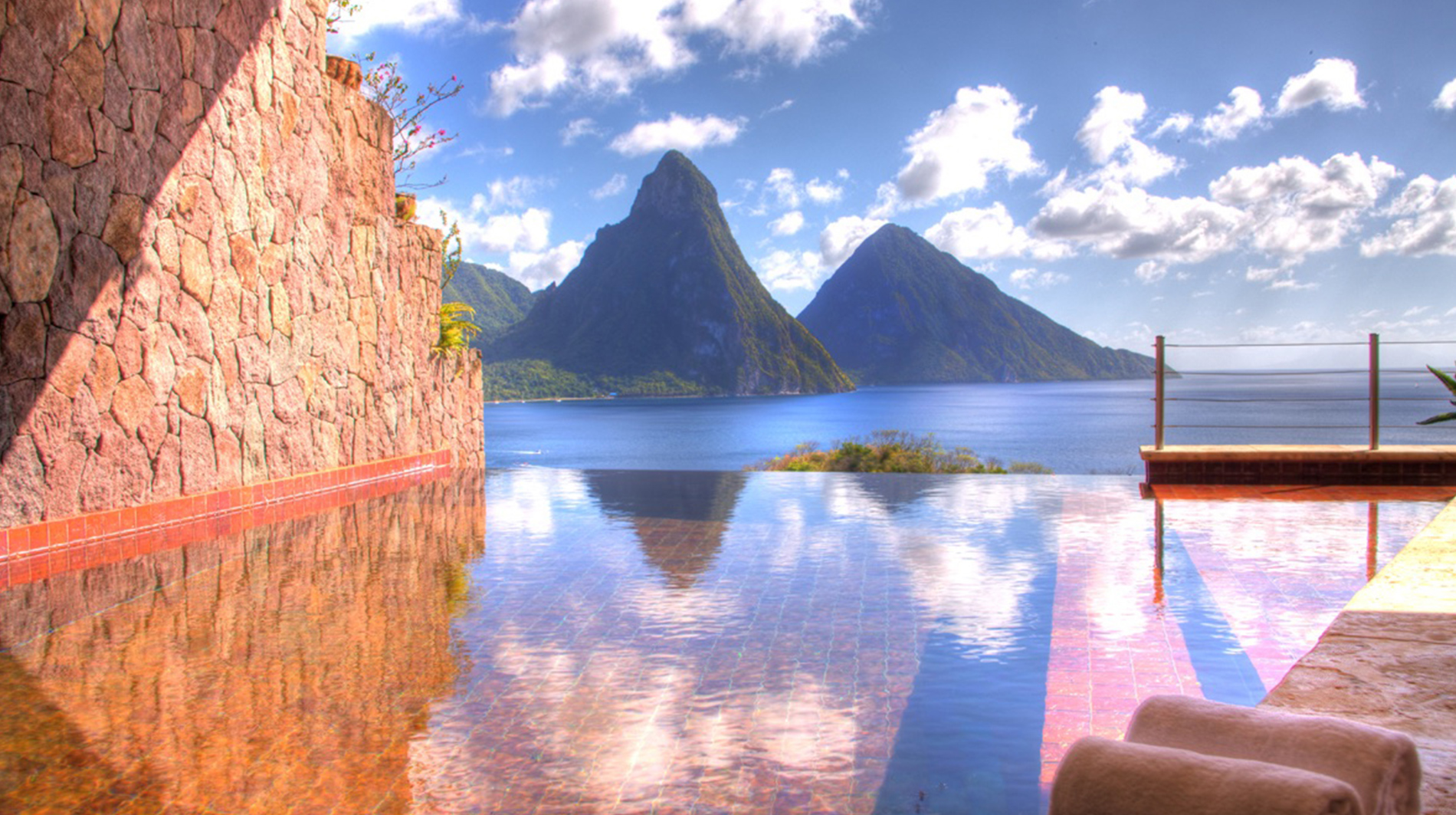 Linger Longer In St. Lucian Luxury