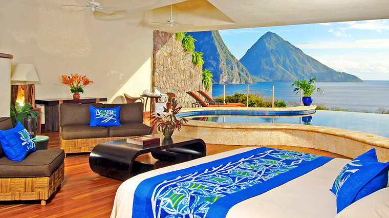 jade mountain resort moon sanctuary