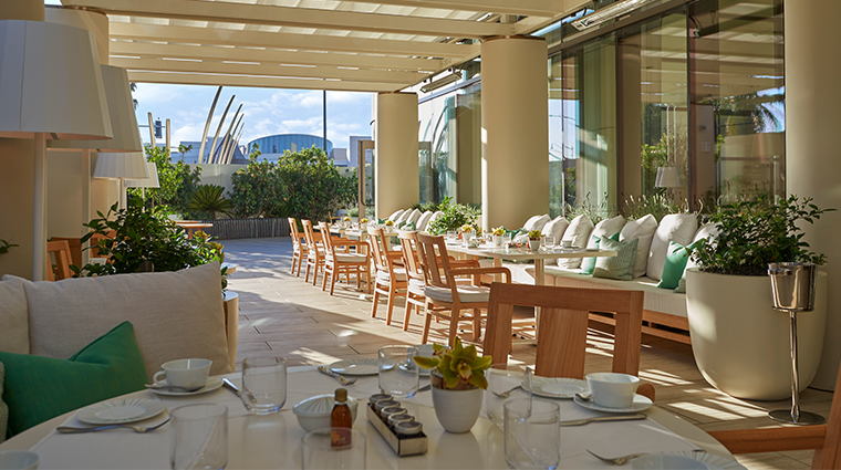 jean georges beverly hills outdoor