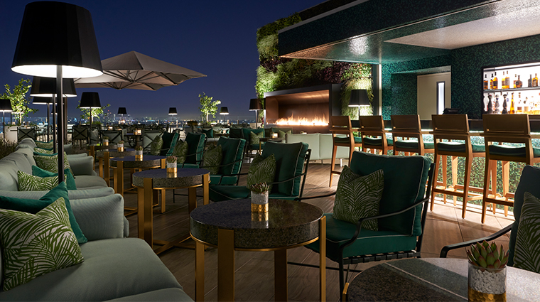jean georges beverly hills rooftop night