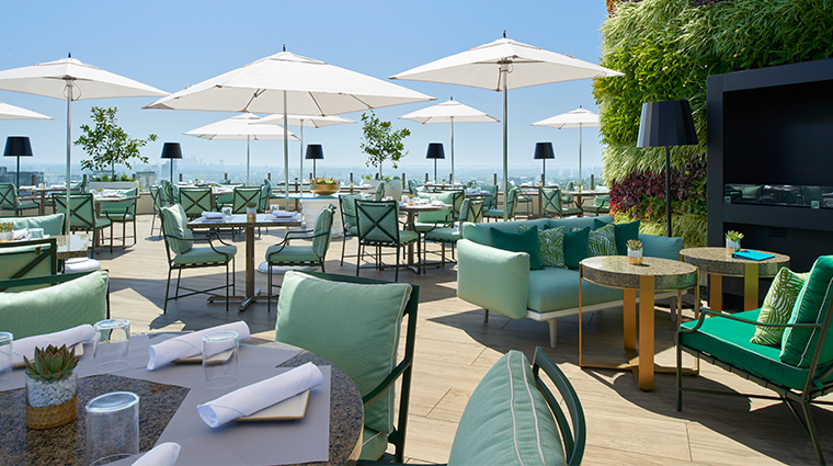 jean georges beverly hills rooftop