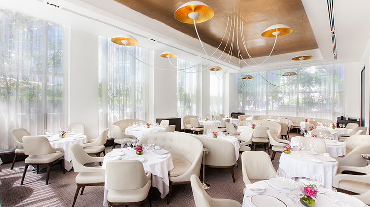 jean georges dining room