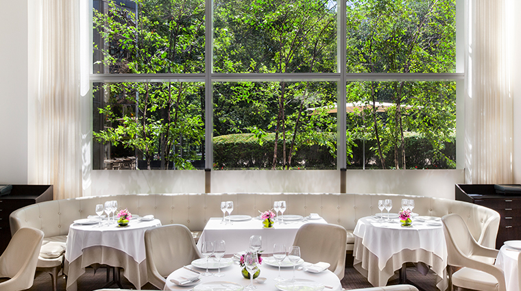 jean georges dining window
