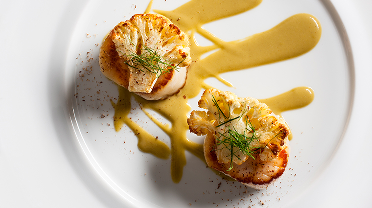 jean georges scallops