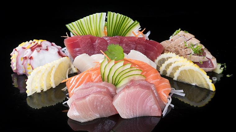 jia sashimi for 2