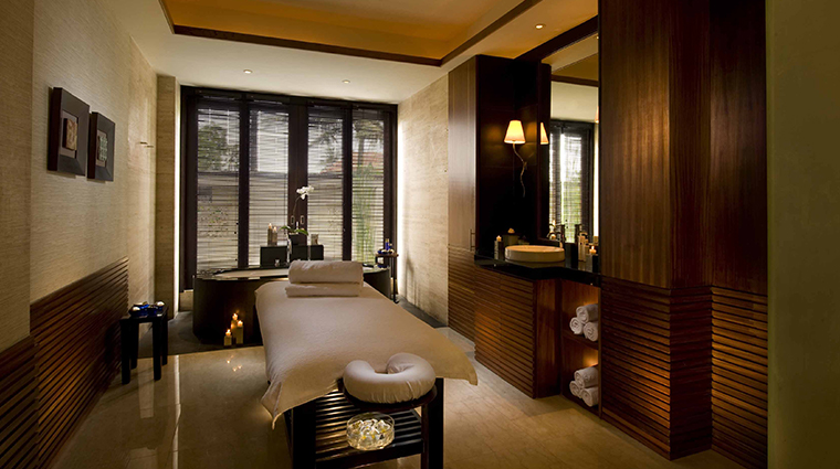 jiwa spa single treatment room