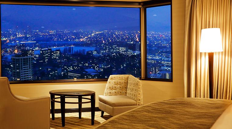 jr tower hotel nikko sapporo corner double