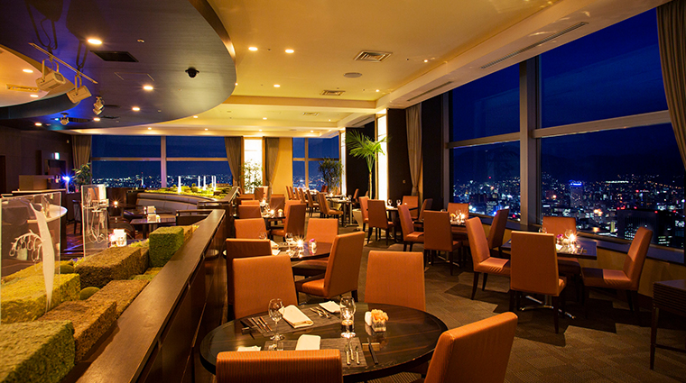 jr tower hotel nikko sapporo restaurant and bar sky
