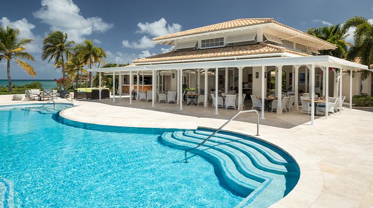 jumby bay island pool grille