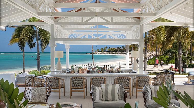 jumby bay island veranda bar