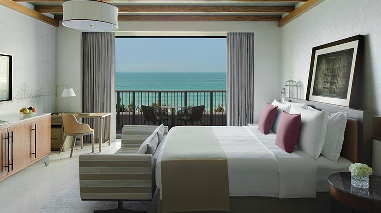 jumeirah al naseem ocean deluxe room