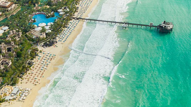 jumeirah al qasr private beach