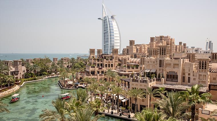 jumeirah al qasr resort view