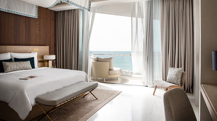 jumeirah saadiyat island resort abu dhabi suite