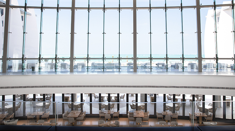 jumeirah saadiyat island resort lobby view
