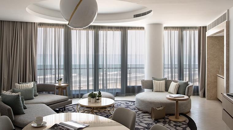 jumeirah saadiyat island resort panoramic suite