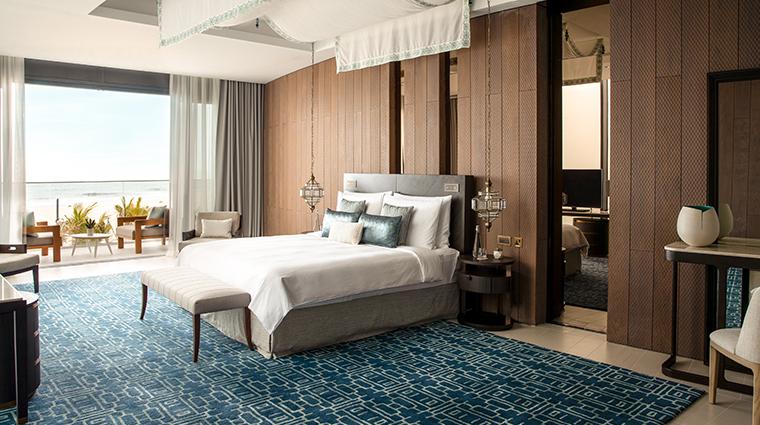 jumeirah saadiyat island resort three bedroom villa