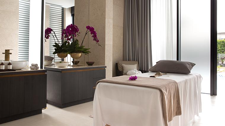jumeirah saadiyat island resort two bedroom villa spa room