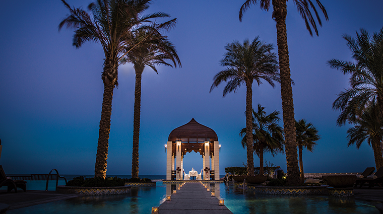 jumeirah messilah beach hotel spa gazebo