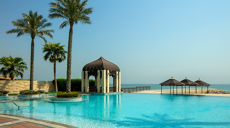 jumeirah messilah beach hotel spa pool