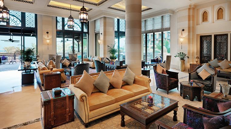 jumeirah mina asalam lobby lounge