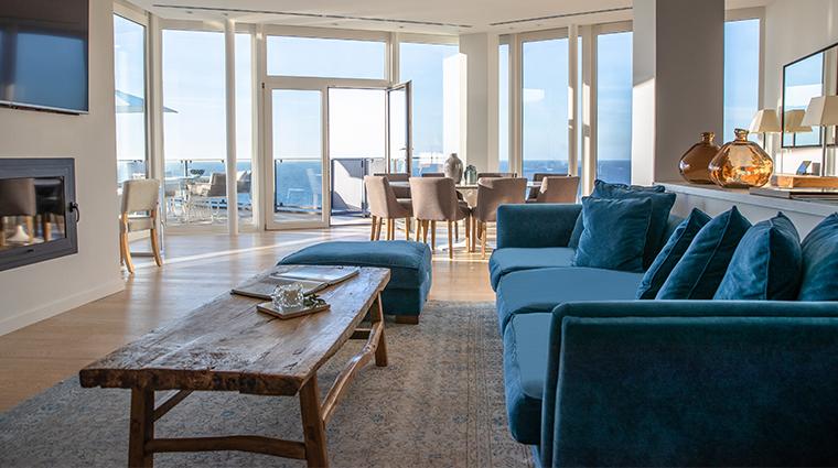 jumeirah port soller hotel spa Mar Blau Signature Suite